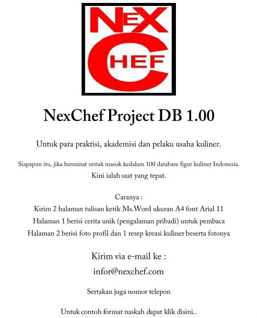 Poster NexChef DB 100