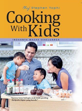 Chef Yophi Cooking With Kids