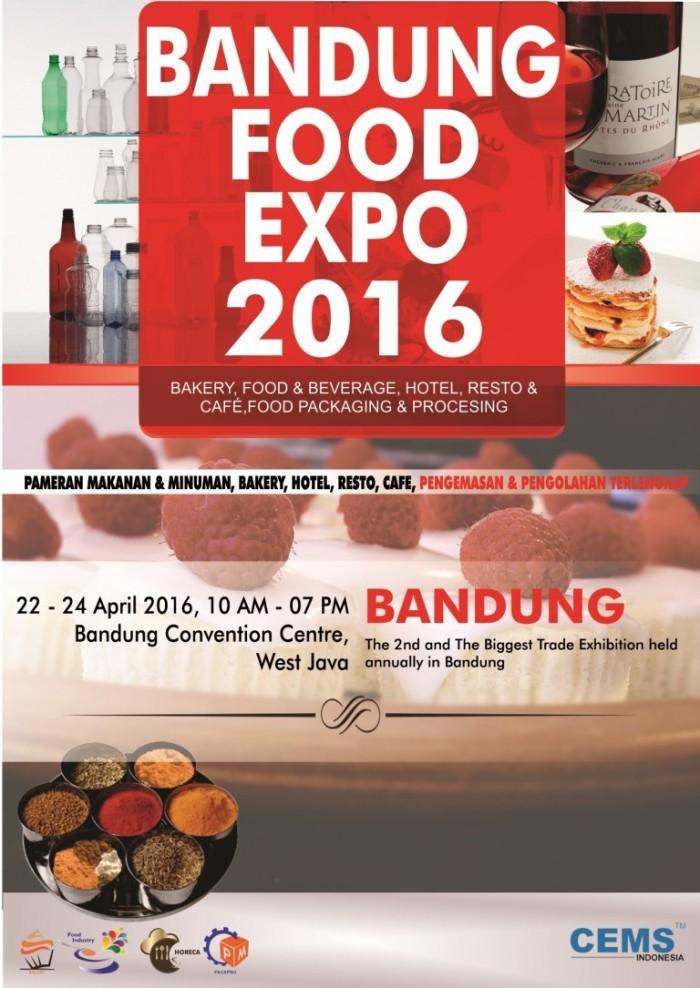 bandung food expo 22-24apr2016