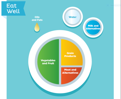 eat well plate image