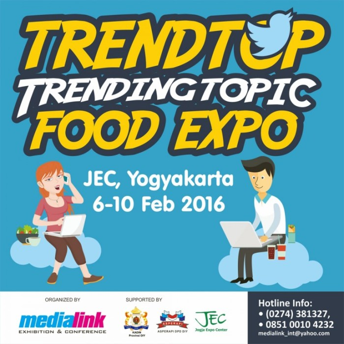 Jogja TrendTop Food 6-10feb2016