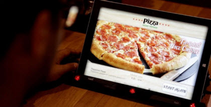Pesan Pizza Yang Praktis