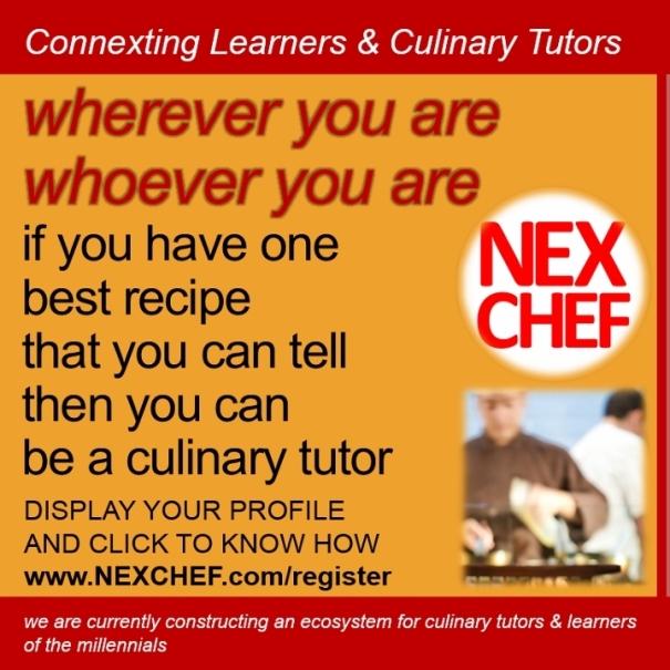 cari lowongan guru kuliner chef pengajar tutor kuliner info karier konsultan kuliner
