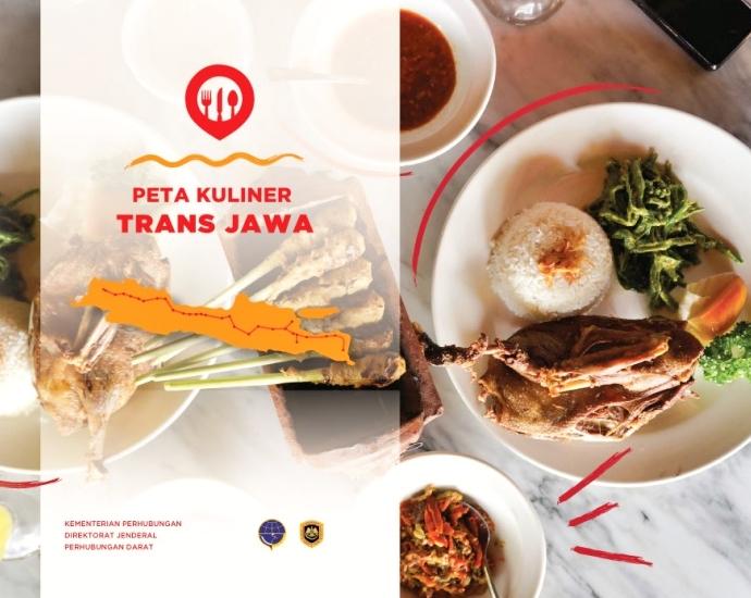 Peta Kuliner Trans Jawa